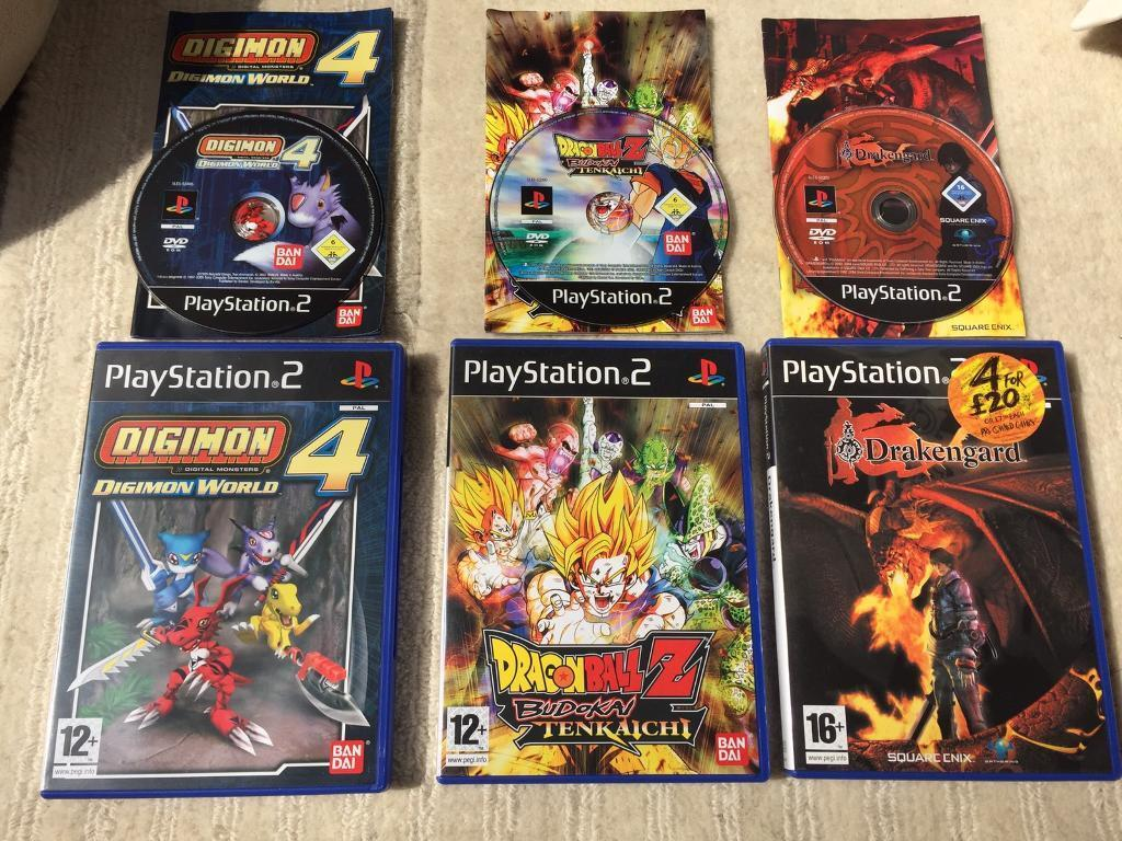 Rare Ps2 Games In Camberley Surrey Gumtree