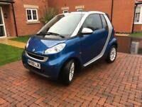 Smart 1.0 FORTWO PASSION. Convertible. Great condition!