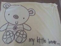 Baby Blanket Bundle of 4