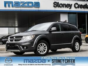 2015 Dodge Journey SXT - 7 seaters/Push start/NAV