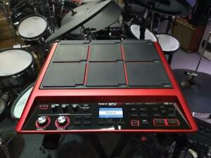 Roland Spd-Sx Sampling Percussion Pad SPECIAL EDITION *DEMO