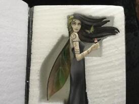 Retired fairy ornament/figure