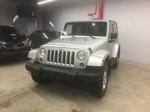 Jeep Wrangler X 2009-HARD TOP/SOFT TOP