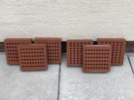 Air Bricks (6) 9x9