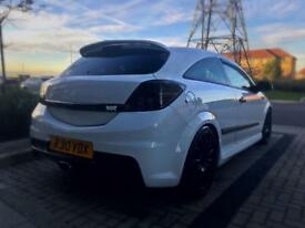VAUXHALL ASTRA VXR ARTIC EDITION (1of500)