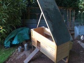 Chicken hen house / hutch