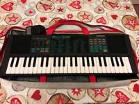 Yamaha porta sound voice bank piano