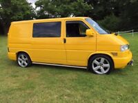 Fully equiped VW T4 campervan for sale