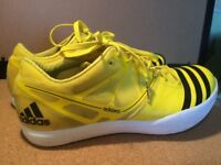 adidas performance adizero long jump athletic field event spikes UK 6