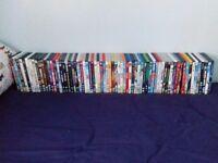 Job Lot of 67 DVDs