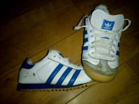 Original 80s Adidas rom size 7