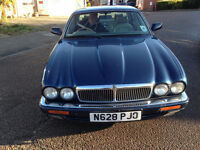 JAG XJ6 IN VERY NICE CONDITION FULL SERVICE HISTORY CREAM LEATHER NEW HEAD LINING TOTALY ORIGNAL