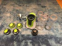 Breville blender set - never used