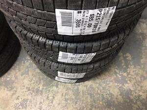 215/70/16 Pirelli Scorpion Ice & Snow *Winter Tires*