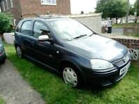 Vauxhall corsa spares or repair diesel 2006 model