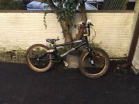 Voodoo Malice BMX 20 inch wheels