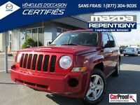 2010 Jeep Patriot Sport/North/AUTO/AIR/CRUISE/MAGS