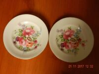 Crown pin dishes