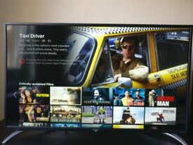 32-Inch SMART 1080p TV *EXCELLENT CONDITION* - Sharp LC-32CFG6241K Smart Full HD TV with Freeview HD