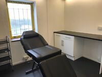 Tattoo Studios and Reception available to let £125 per week