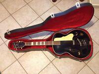HOYER HERR IM FRACK German Vintage Acoustic Guitar VERY RARE '40 / '50