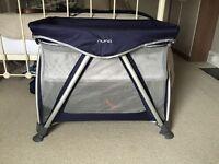Nuna mini travel cot