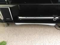 Samsung 46inch TV matching Samsung surround sound and matching black stand for sale