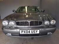 JAGUAR XJ SERIES XJ6 3.0 V6 SE 4dr Auto (grey) 2004