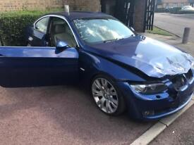 Bmw e92 breaking for parts
