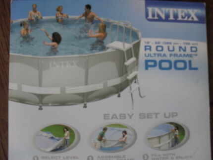 Above ground pool Byford Serpentine Area Preview
