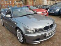 BMW 3 SERIES 2.0 320Cd Sport 2dr (grey) 2005