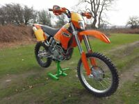 KTM 520 EXC 2001,NEW MOT BRAND NEW PSITON KIT 540 CC,ENDURO,450,250,RFS,XC,ROAD REGISTERED