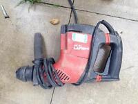Hilti te 30 avg hammer/breaker drill 110v