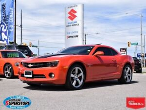 2010 Chevrolet Camaro 2LT RS ~Power Moonroof ~Heated Leather ~Lo