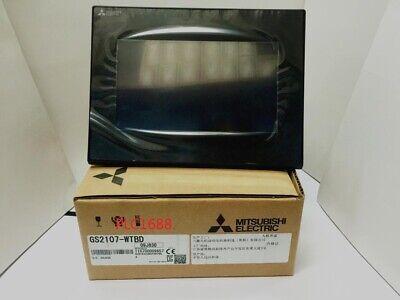 Gs2107-wtbd-n 1pc New Mitsubishi Touch Screen Hmi Gs2107wtbdn Freeshipping