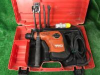 Hilti TE 40 AVR Hammer Drill / Breaker 110v Breaker