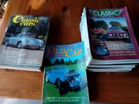 Classic Car and Classic and Sports Car Magazines