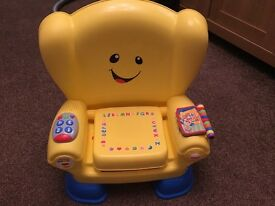 Fisher price smart stages learning chair