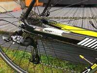 Boardman team carbon bike