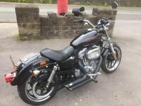 Harley Davidson883 sportster