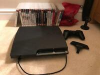 PlayStation 3 bundle 120gb