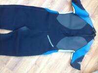 Wetsuit size xlg