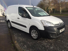 Late 2015 Citroen Berlingo 1.6 HDi Enterprise