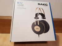 AKG K92 Closed-Back Headphones
