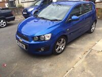 Chevrolet Aveo For Sale -with AA Warenty 14-2-2019!!!