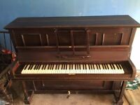 Mickleburgh Piano - Free for collection to go to good home.