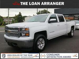 2015 Chevrolet Silverado 1500 LT Crew Cab 4WD Cambridge Kitchener Area image 1