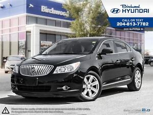 2012 Buick LaCrosse Leather Rear Cam Heated Seats