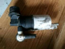 Washer pump pegeout 307