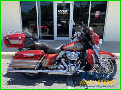 2009 Harley-Davidson Touring Electra Glide® Ultra Classic® 2009 Harley-Davidson Touring Electra Glide Ultra Classic Used